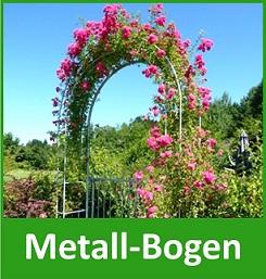 Metall Rosenbogen